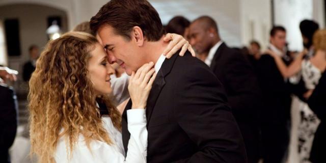Le 10 migliori coppie delle serie tv: Carrie e Mr. Big -