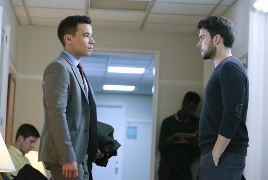 Le 10 migliori coppie delle serie tv: Connor e Oliver -