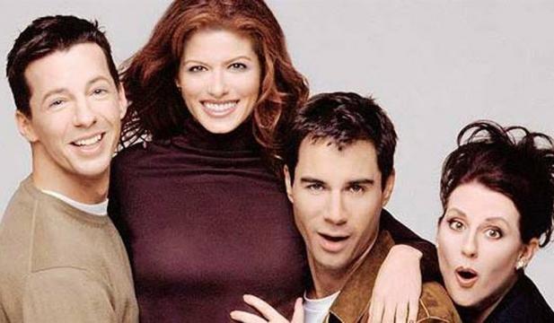 Le 10 migliori coppie delle serie tv: Will e Grace -