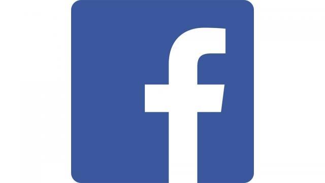 Logo du réseau social Facebook