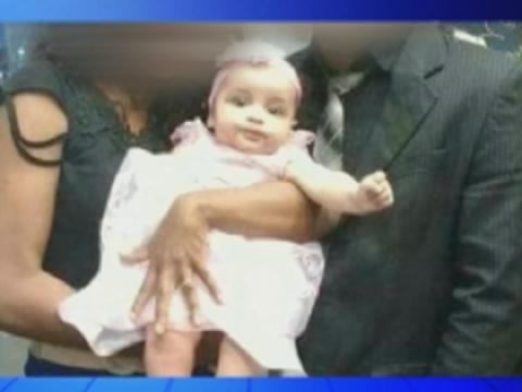 Bebê foi socorrida, mas não resistiu à intoxicação por produto de limpeza