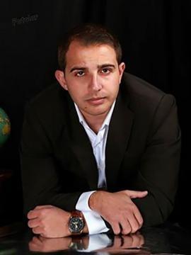 Jesús María Sánchez González, autor de la novela 'Confesión en la sombra'