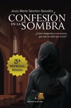 Portada de la novela 'Confesión en la sombra'