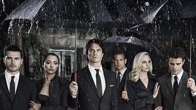 Talking THE VAMPIRE DIARIES' Final Season and Possible THE ... - nerdist.com
