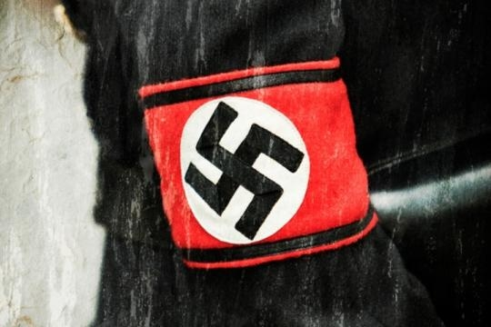 The Nazi swastika symbol of Hitler.... - dailystar.co.uk