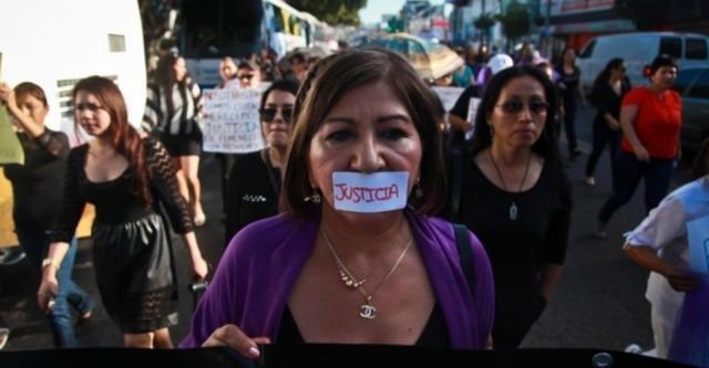 En México, 2 de cada 3 mujeres han sufrido violencia de género