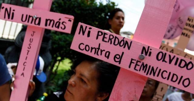 Siete mujeres mueren al día en México víctimas de la violencia