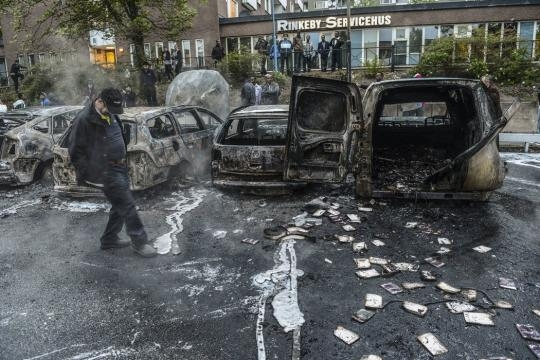 Sweden's Riots Put Its Identity in Question - Photo Via: The New York Times - nytimes.com
