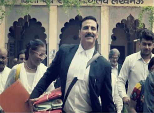 Watch: Akshay Kumar shares favourite deleted scene from Jolly LLB 2 - indiasamvad.co.in