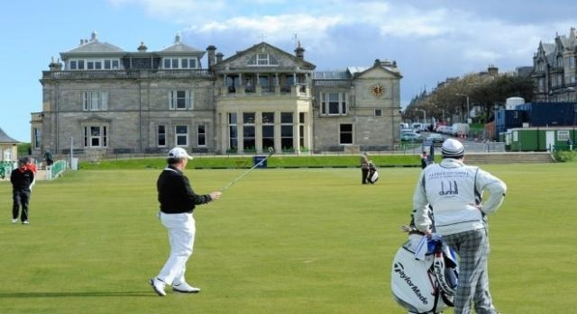 2020 British Open to be at Royal St. George, Scotland (Pixabay).