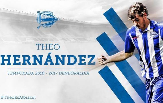 Atlético de Madrid: Theo Hernández renueva y se marcha cedido al ... - marca.com