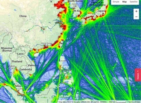 China's South China Sea - Blasting news support