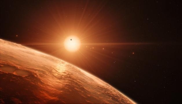 Major Discovery! 7 Earth-Size Alien Planets Circle Nearby Star - space.com