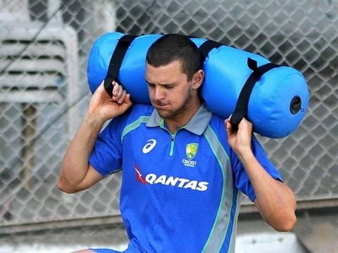 pune test: India v Australia, Pune Test: Hazlewood dismisses ... - indiatimes.com