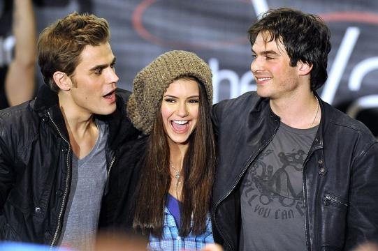 The Vampire Diaries' Season 8 News: Nina Dobrev Returns For Season ... - latinpost.com