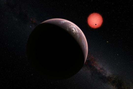 What does the exoplanet discovery mean? Google Doodle marks Nasa ... - thesun.co.uk
