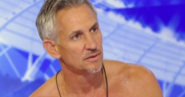 Gary Lineker was sensibly sexy with his boxer shorts choice for ... - mirror.co.uk