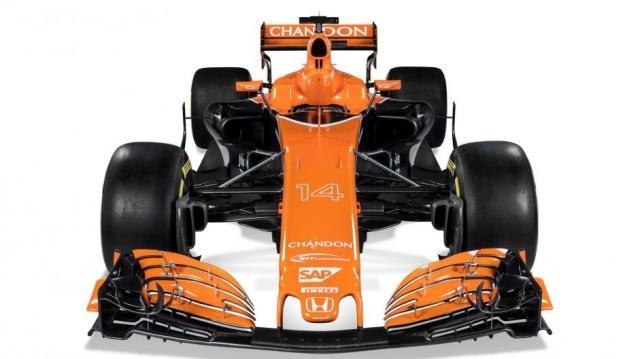 Presentazione: McLaren MCL32, 2017