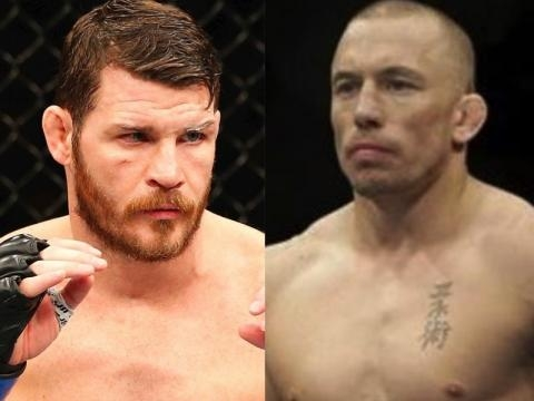 Report: Georges St-Pierre Interested In Fighting Michael Bisping - lowkickmma.com