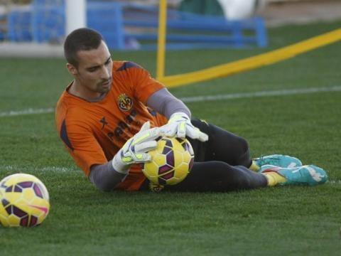 Asenjo: 'En el Villarreal se está viendo al mejor Sergio Asenjo ... - elperiodicomediterraneo.com