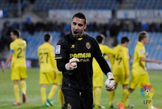 Sergio Asenjo: