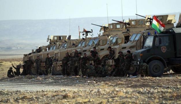 Batalla de Mosul: ¿quiénes luchan contra ISIS? | Estado Islámico ... - peru.com