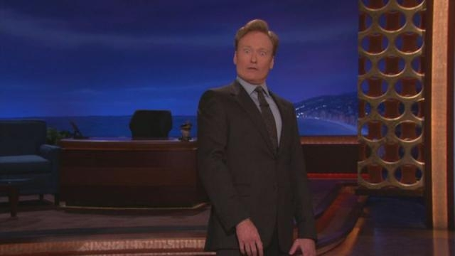 Conan O'Brien to visit U.S. troops in Qatar with First Lady ... - avclub.com