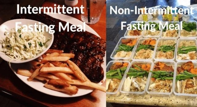 Healthy diets start with fasting (Google/Kinobody).