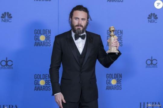 L'acteur a également raflé la mise aux Golden Globes en janvier dernier