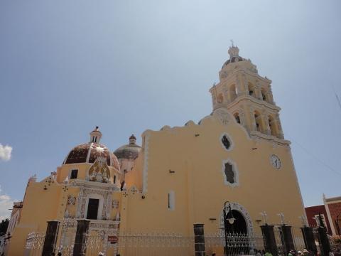 Parroquia de Santa María De la Natividad.