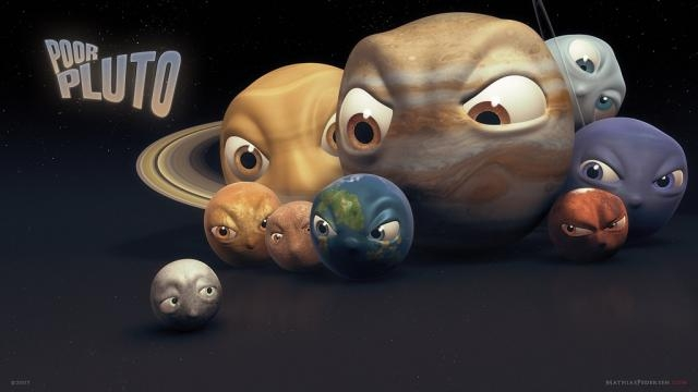 To make or not to make Pluto a planet again. - freerepublic.com