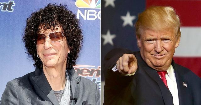 Howard Stern: Donald Trump's 'Grab Them by the P--sy' Isn't Locker ... - usmagazine.com