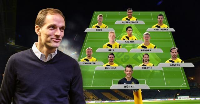 Roman Bürki und Co.: Thomas Tuchel und das neue BVB-Personal - sport1.de