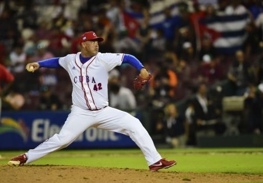 Vladimir García fue el pitcher ganador por los Alazanes de Granma. Tribunanoticas.mx