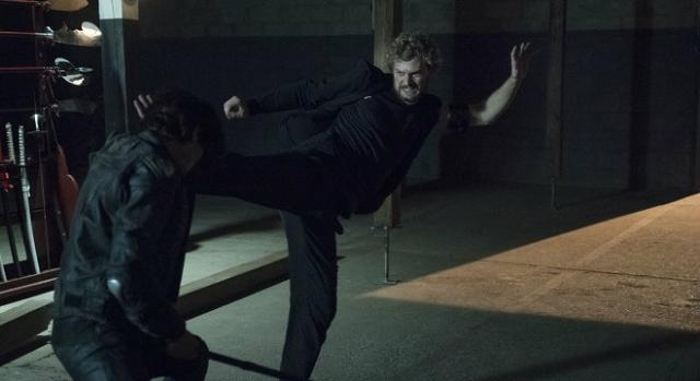 Finn Jones as Danny Rand in 'Iron Fist' / by David Giesbrecht/Netflix.com used with permission