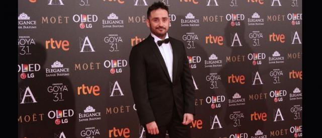 Juan Antonio Bayona-premios-31-Goya 2017