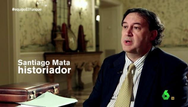 LA SEXTA TV | Santiago Mata, historiador: