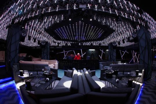 DSTRKT Nightclub has been accused of racism once again; credit: Cornucopia London