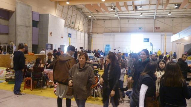 Muitas pessoas estiveram presentes no Pet Festival