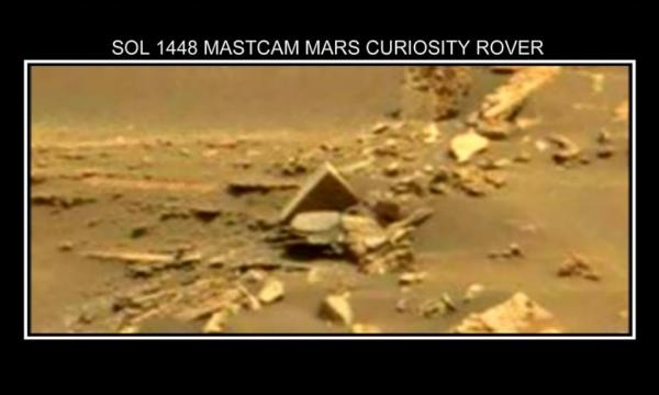 Anomaly on Mars: Traces of a LOST MARTIAN Civilization? | Ancient Code - ancient-code.com