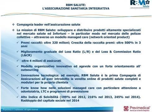 RBM Salute Prima delle spese mediche assicuriamolasalute - PDF - docplayer.