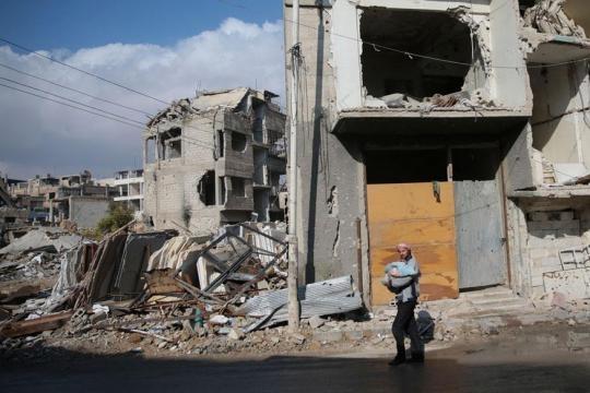 Syria Regime Hanged 13,000 in Notorious Prison, Alleges Amnesty ... - news18.com