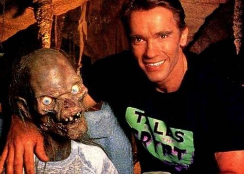 Cuentos de la cripta contó con la participación de Arnold Schwarzenegger