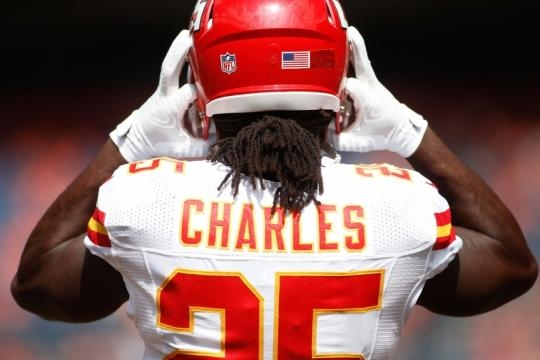 Jamaal Charles: Is this the beginning of the end? - arrowheadaddict.com