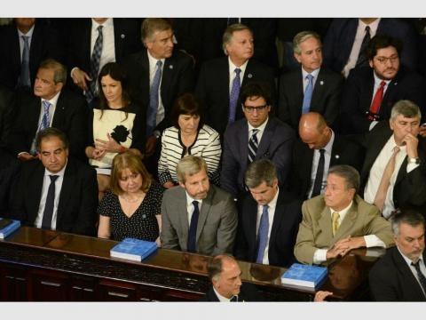 Las mejores fotos del discurso de Macri en el congreso| Diario De Cuyo - com.ar