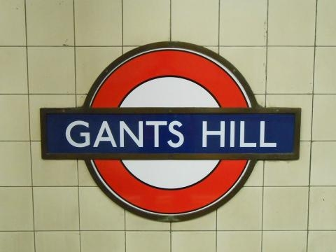 Gants Hill Central Line Station - TheGhostStationHunters - smugmug.com