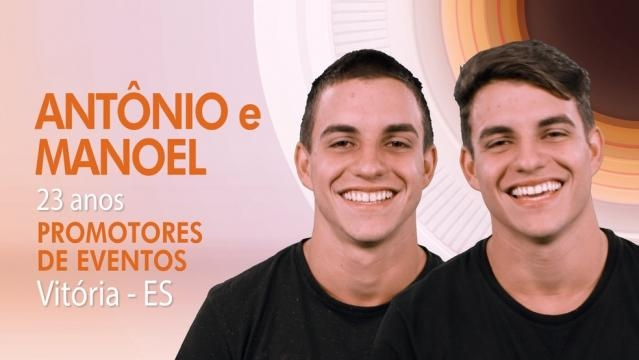 Antônio y Manoel prometen no dejar indiferente a nadie en su paso por GH VIP 5