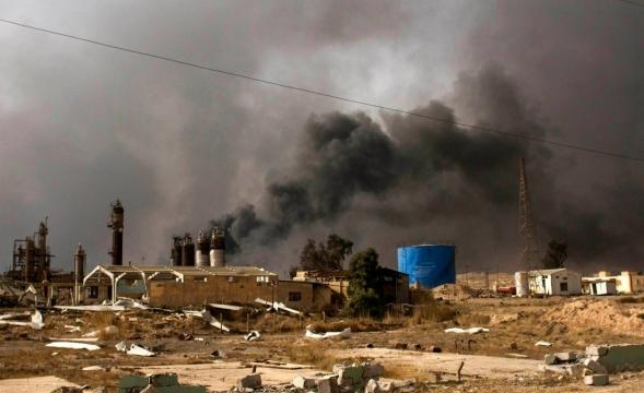 Iraq Readies for Offensive to Rid Mosul of ISIS / Photo by Time.com via Blasting News library
