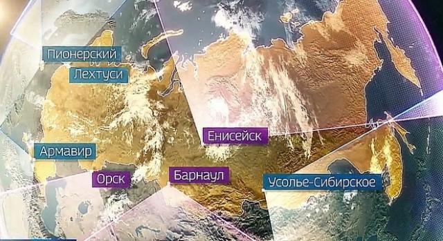 Najnowsze rosyjskie radary wykrywają wszystko co lata i wykonuje rozkazy.