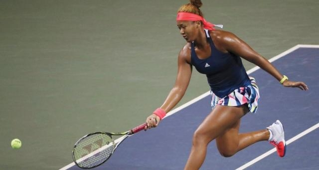 Naomi Osaka seeks revenge on Madison Keys in Indian Wells for that gruelling US Open 3rd round match last year. Picture courtesy of - scoopnest.com